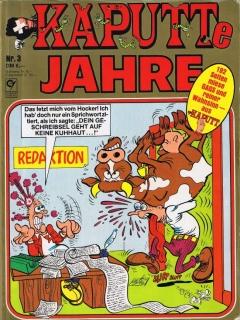 Go to Kaputte Jahre #3 • Germany