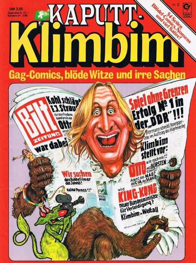 Kaputte - Klimbim #2 • Germany
