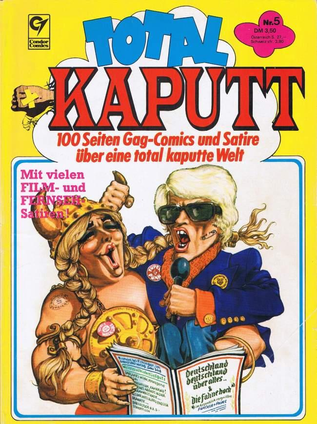 Total Kaputt #5 • Germany
