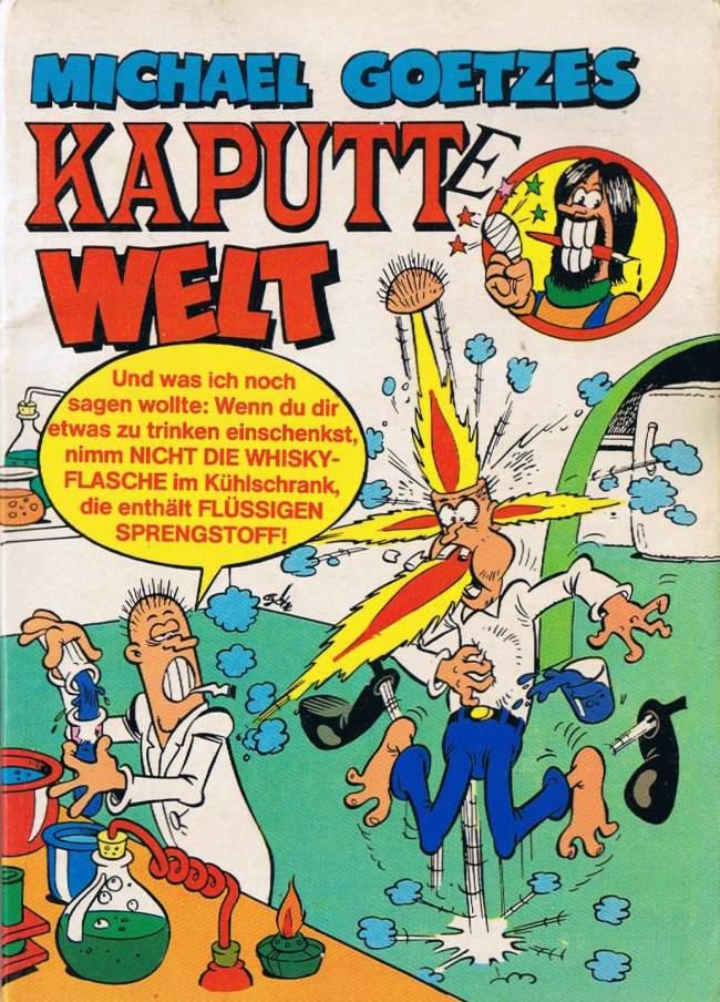 Kaputt Taschenbuch • Germany