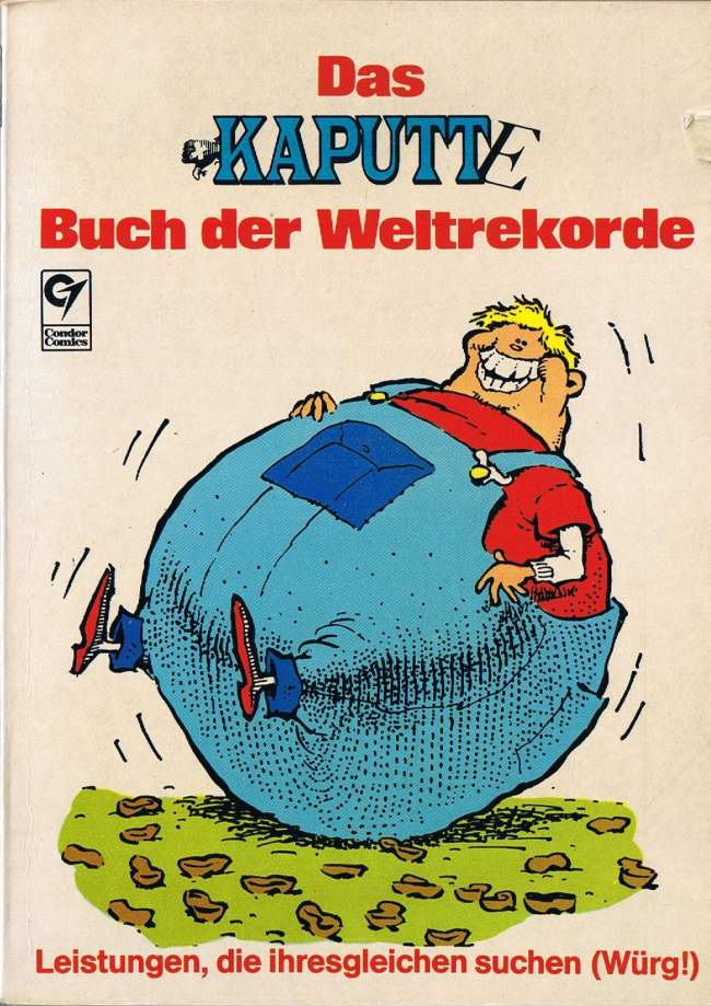 Das Kaputte Buch der Weltrekorde #7 • Germany