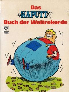 Go to Das Kaputte Buch der Weltrekorde #7 • Germany