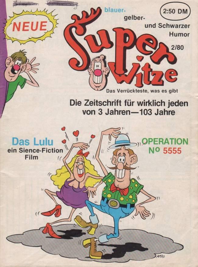 Super Witze #2 • Germany