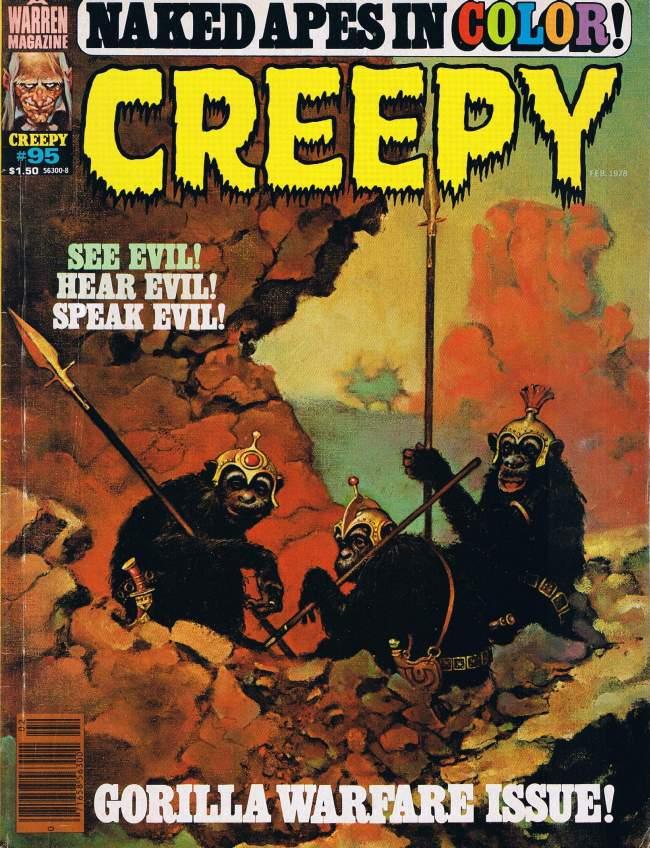 Creepy #95 • USA