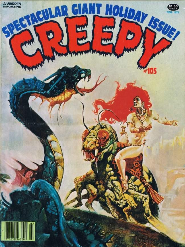Creepy #105 • USA