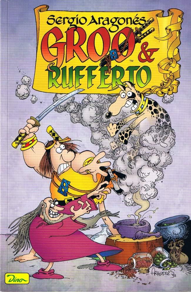 Groo & Rufferto #2 • Germany