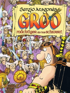 Go to Groo #3 • Germany