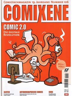 Go to Comixene #106 • Germany