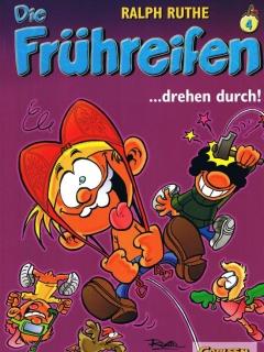 Go to Die Frühreifen #4 • Germany