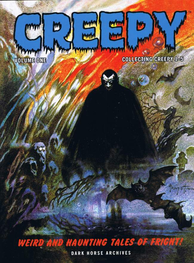 Creepy Archives #1 • USA