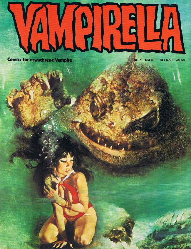 Vampirella #7 • Germany
