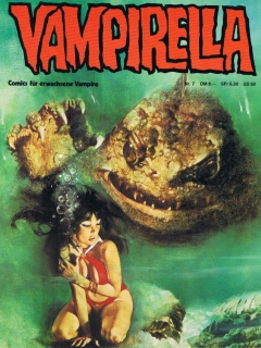 Go to Vampirella #7 • Germany
