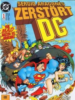 Go to Sergio Aragones zerstört DC #1 • Germany
