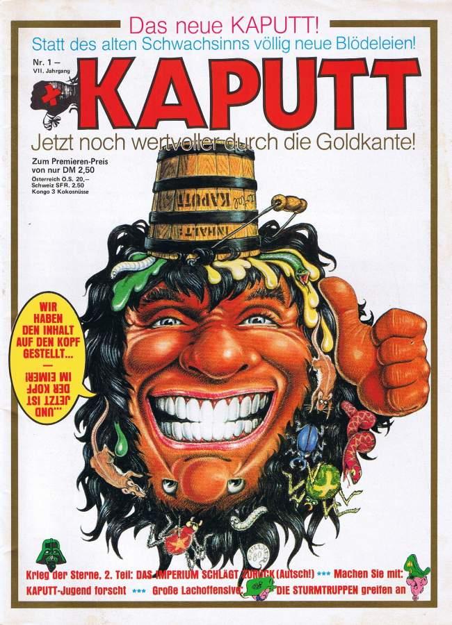Kaputt #1 • Germany