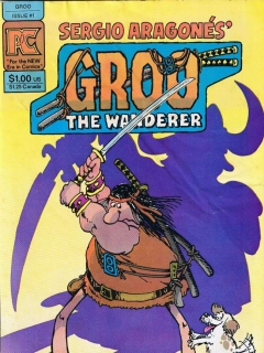 Go to Groo - The Wanderer #1 • USA