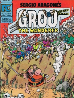 Go to Groo - The Wanderer #2 • USA