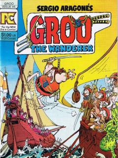 Go to Groo - The Wanderer #5