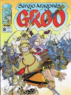 Go to Groo - The Wanderer #8 • USA