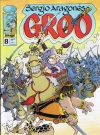 Image of Groo - The Wanderer #8