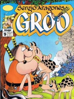 Go to Groo - The Wanderer #9
