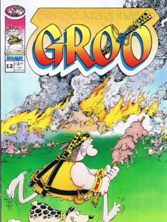 Go to Groo - The Wanderer #12 • USA