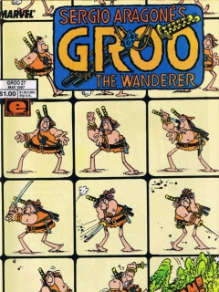 Go to Groo - The Wanderer #27