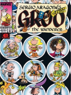 Go to Groo - The Wanderer #93
