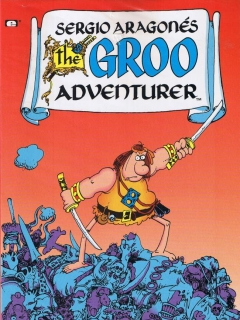 Groo the Wanderer • USA