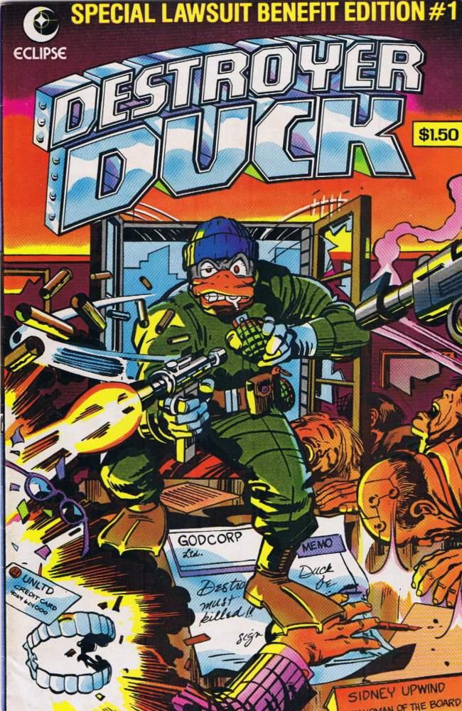 Destroyer Duck • USA