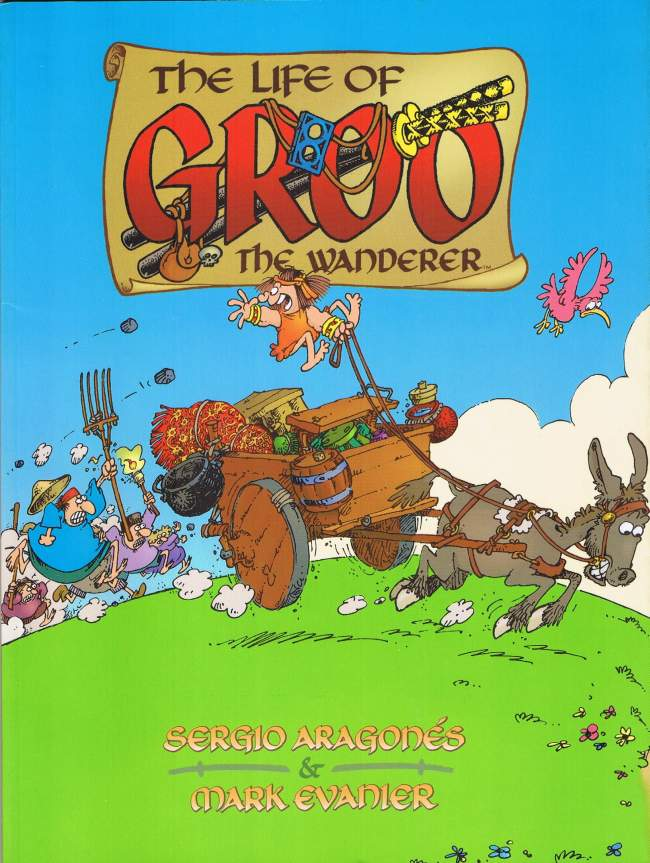 Groo - The Wanderer • USA
