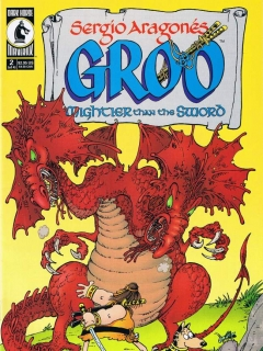 Go to Groo the Wanderer #2 • USA