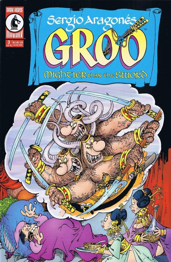 Groo the Wanderer #3 • USA