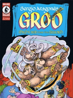Groo the Wanderer #3 • USA
