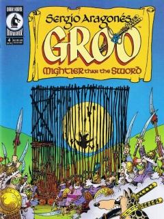 Groo the Wanderer #4 • USA