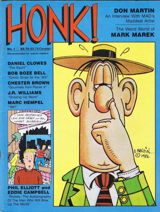 Honk! #1 • USA