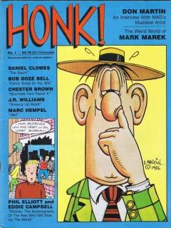Go to Honk! #1