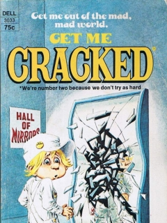 Cracked Paperbacks • USA