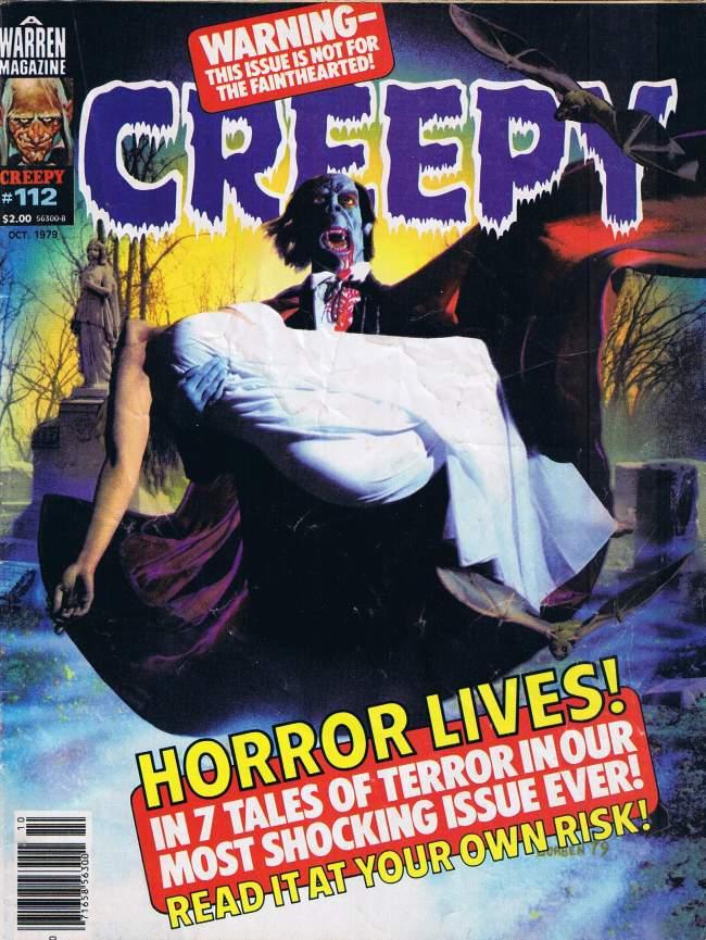Creepy #112 • USA
