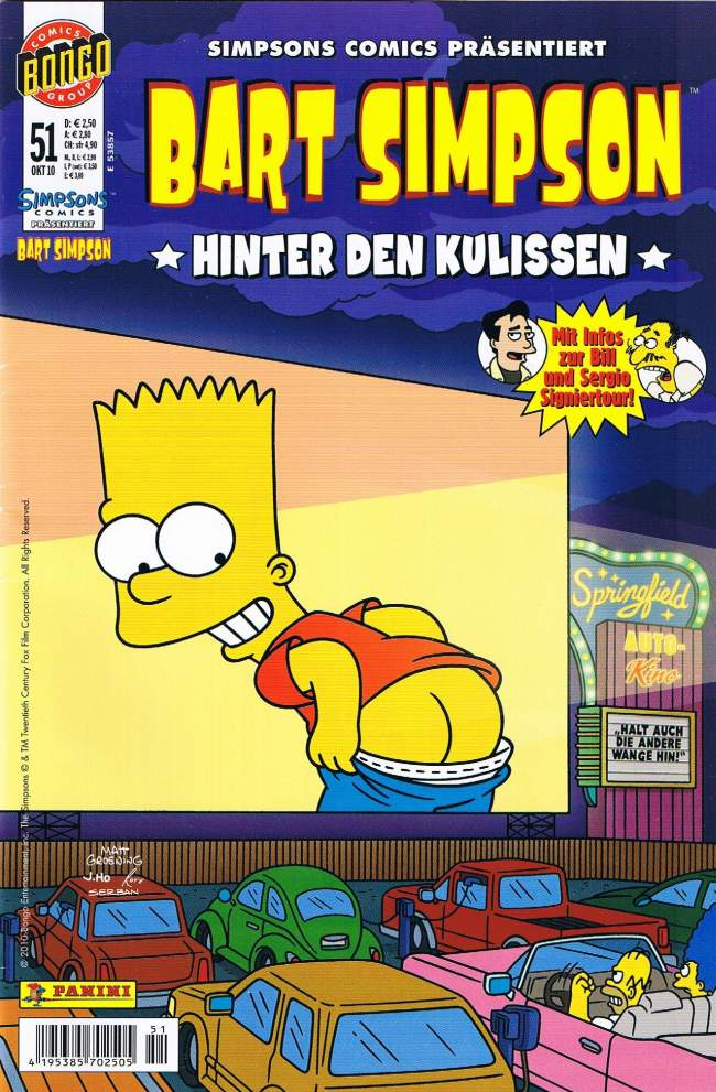 Bart Simpson #51 • Germany