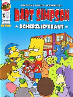 Go to Bart Simpson #53 • Germany
