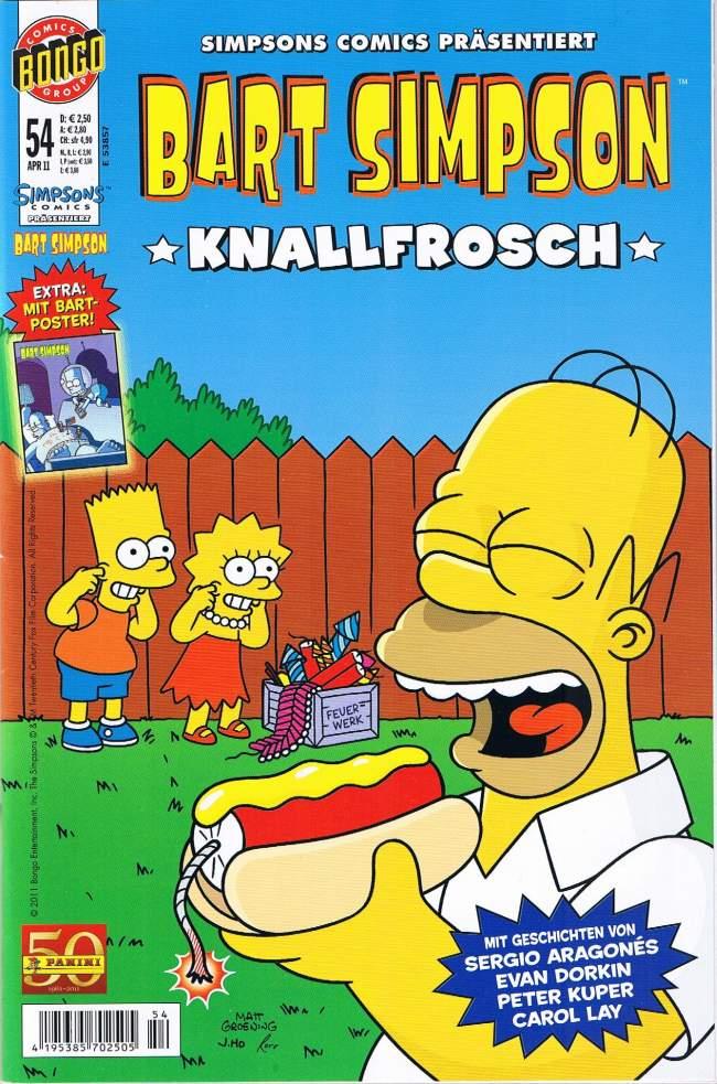 Bart Simpson #54 • Germany