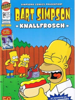 Bart Simpson #54 • Germany