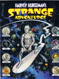 Go to Harvey Kurtzman's Strange Adventures • USA