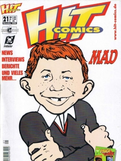 Hit Comics #21 • Germany