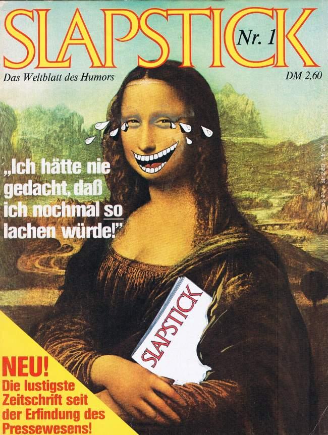 Slapstick #1 • Germany