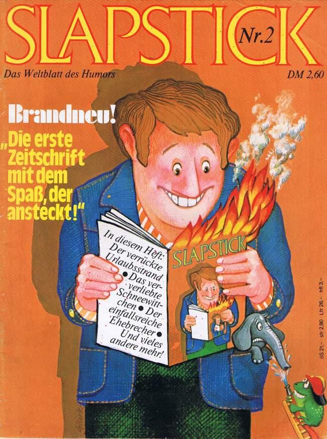 Slapstick #2 • Germany