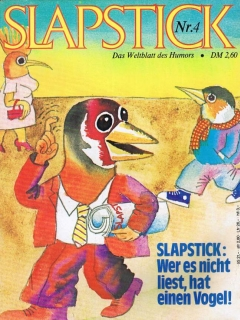 Go to Slapstick #4 • Germany
