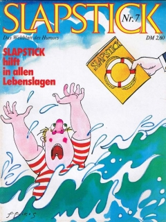 Go to Slapstick #7 • Germany