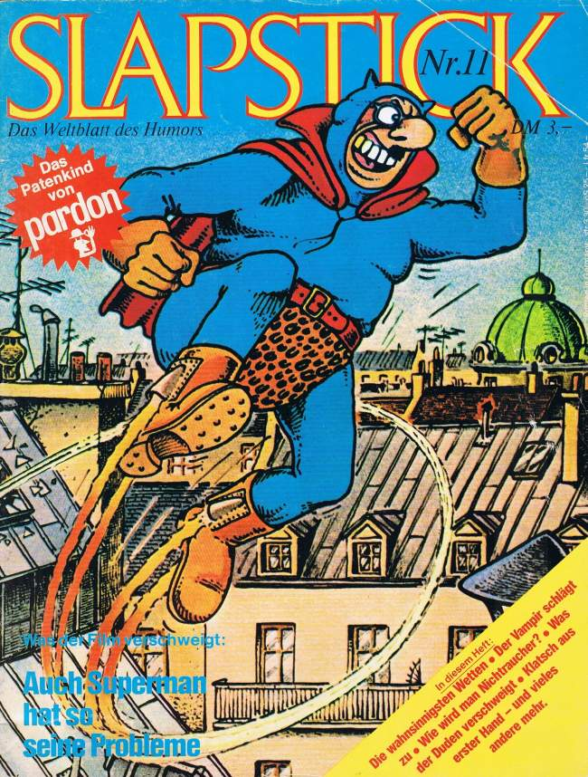 Slapstick #11 • Germany