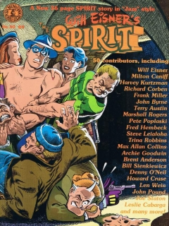 Go to Will Eisner's The Spirit #30 • USA